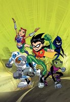 Teen Titans movie poster (2003) picture MOV_d185b075