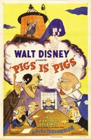 Pigs Is Pigs movie poster (1954) picture MOV_d18609cb