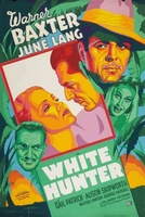 White Hunter movie poster (1936) picture MOV_d1862981
