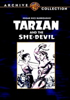 Tarzan and the She-Devil movie poster (1953) picture MOV_d1956442