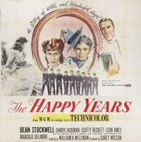 The Happy Years movie poster (1950) picture MOV_d196d100