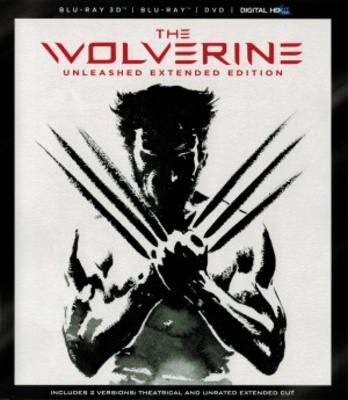 The Wolverine movie poster (2013) poster MOV_d19a94c7
