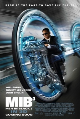 Men in Black III movie poster (2012) poster MOV_d19eb950