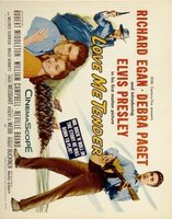Love Me Tender movie poster (1956) picture MOV_d1a03d00
