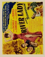 River Lady movie poster (1948) picture MOV_7656a662