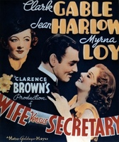 Wife vs. Secretary movie poster (1936) picture MOV_d1a0f851