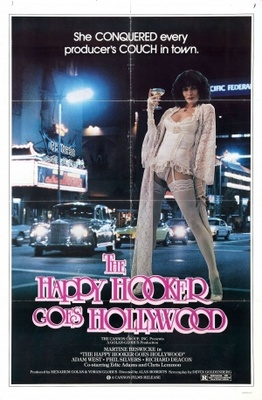 The Happy Hooker Goes Hollywood movie poster (1980) poster MOV_d1a10924
