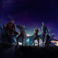 Guardians of the Galaxy movie poster (2014) picture MOV_d1a45e80