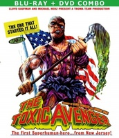The Toxic Avenger movie poster (1985) picture MOV_a8436ae9