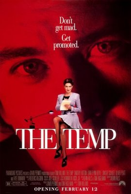 The Temp movie poster (1993) poster MOV_d1ab658b