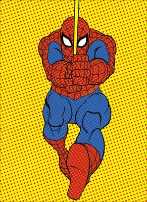Spider-Man movie poster (1967) poster MOV_d1acd3d5