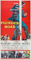 Plunder Road movie poster (1957) picture MOV_d1b7faf5