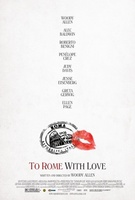 To Rome with Love movie poster (2012) picture MOV_d1c4af23