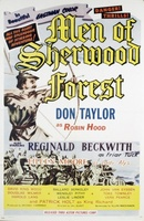The Men of Sherwood Forest movie poster (1954) picture MOV_d1c59153