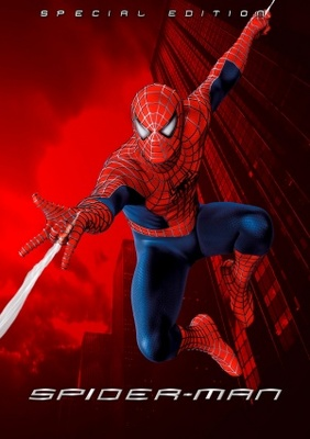 Spider-Man movie poster (2002) poster MOV_d1c6150e