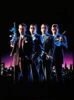 Mobsters movie poster (1991) picture MOV_986fb13e