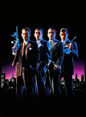 Mobsters movie poster (1991) poster MOV_d1c817f4