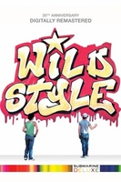Wild Style movie poster (1983) picture MOV_d1ca6dcc