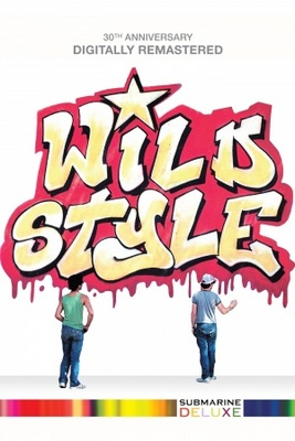 Wild Style movie poster (1983) poster MOV_d1ca6dcc