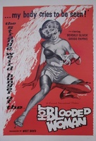Hot-Blooded Woman movie poster (1965) picture MOV_d1cb4b31
