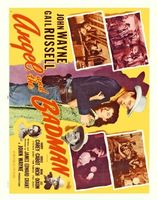 Angel and the Badman movie poster (1947) picture MOV_d1cbb04f