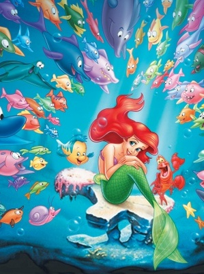 The Little Mermaid movie poster (1989) poster MOV_d1d603f6
