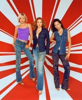 Charlie's Angels movie poster (2000) picture MOV_610bce94
