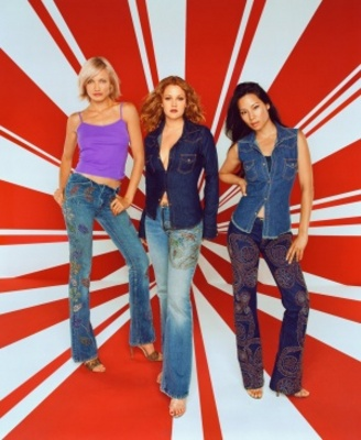 Charlie's Angels movie poster (2000) poster MOV_d1d67e65