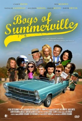 Boys of Summerville movie poster (2008) poster MOV_d1d8f1dd