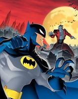 The Batman vs Dracula: The Animated Movie movie poster (2005) picture MOV_d1d8f486