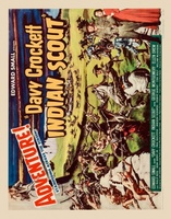 Davy Crockett, Indian Scout movie poster (1950) picture MOV_d1e1154a