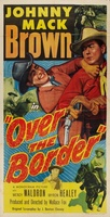 Over the Border movie poster (1950) picture MOV_857e850d