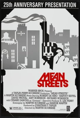 Mean Streets movie poster (1973) poster MOV_d1ee0a2f