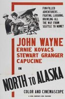 North to Alaska movie poster (1960) picture MOV_d1ef8185