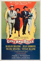 Guys and Dolls movie poster (1955) picture MOV_d1f45e95