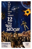 12 to the Moon movie poster (1960) picture MOV_d1f4a3e1