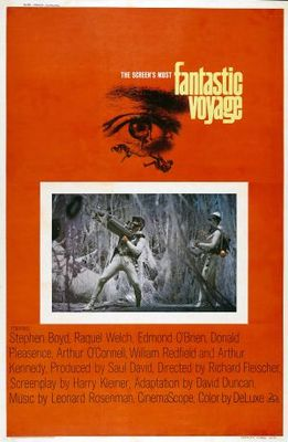 Fantastic Voyage movie poster (1966) poster MOV_d2003b7a