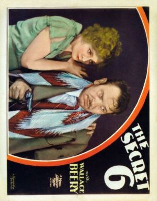 The Secret Six movie poster (1931) poster MOV_d203a336