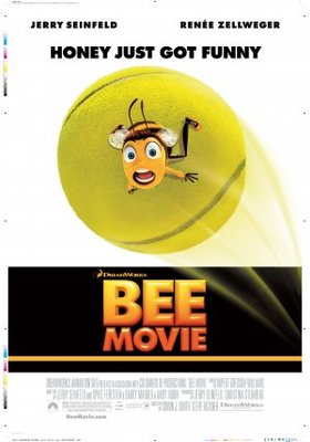 Bee Movie movie poster (2007) poster MOV_d2042c3c