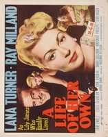 A Life of Her Own movie poster (1950) picture MOV_d213c6a9