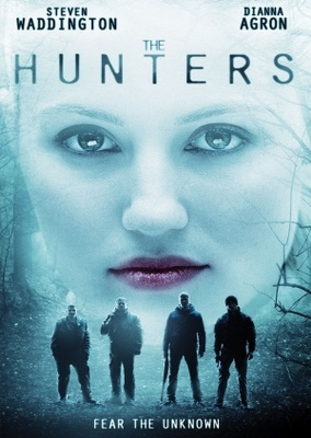 The Hunters movie poster (2011) poster MOV_d2266701