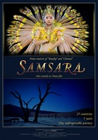 Samsara movie poster (2011) picture MOV_d22f111d