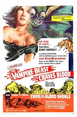 The Blood Beast Terror movie poster (1968) poster MOV_d231b4e2