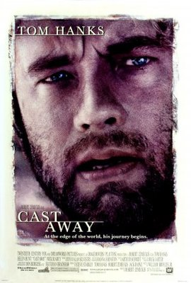 Cast Away movie poster (2000) poster MOV_d23205f4