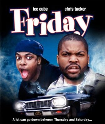 Friday movie poster (1995) poster MOV_d233411d