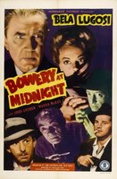 Bowery at Midnight movie poster (1942) picture MOV_d233de66