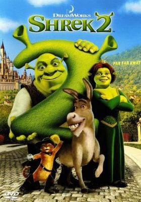 Shrek 2 movie poster (2004) poster MOV_d2362835