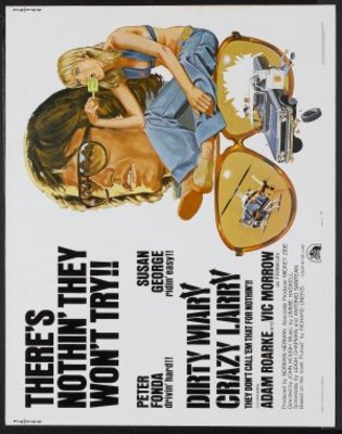 Dirty Mary Crazy Larry movie poster (1974) poster MOV_d23ec58f