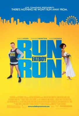 Run Fatboy Run movie poster (2007) poster MOV_d244197a
