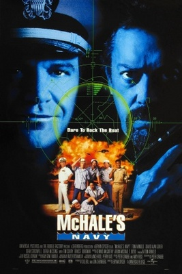 McHale's Navy movie poster (1997) poster MOV_d2480c98